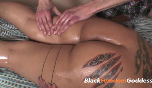 Massage Session with Stephanie Kim XxX