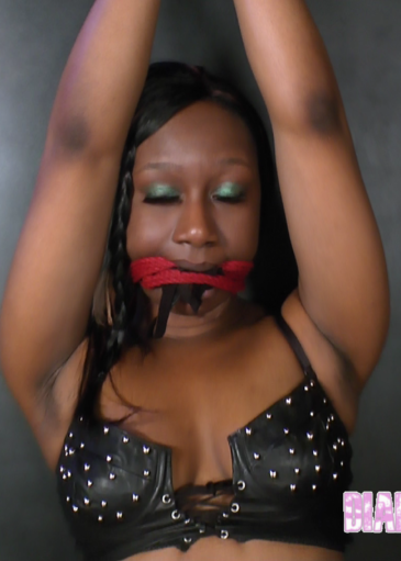 Bondage Tickle and Tease with Kenya Sweetz and Diamond Ortega