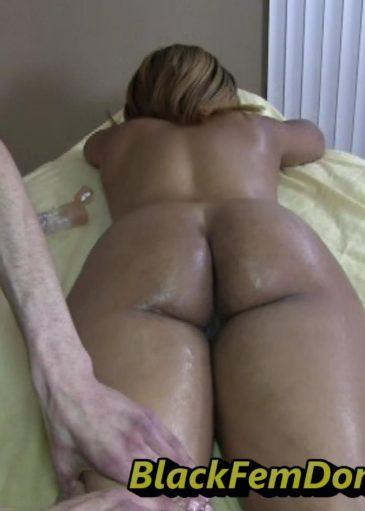 Femdom Massage Service with Layla Perez XxX