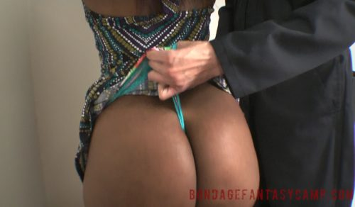 Gemini Lovell – Juicy Butt Bondage 1