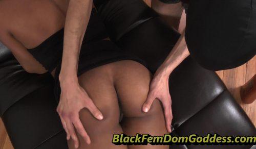 femdom massage session
